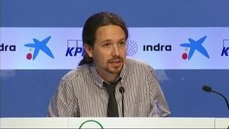 Pablo Iglesias a les Jornades del Cercle d'Economia a Sitges