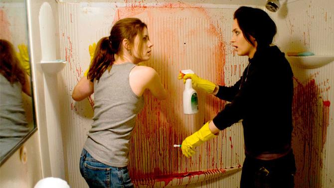 "Amy Adams i Emily Blunt, a ""Neteges Sunshine"""