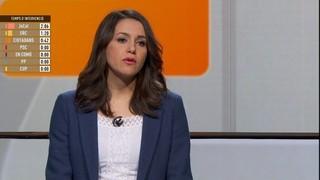 """Arrimadas: """"El govern de la Generalitat va fer una fugida endavant cap a enlloc"""""""