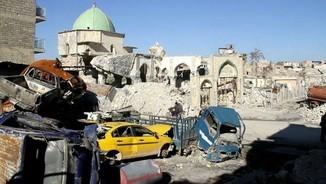 Les minories intenten refer la seva vida després de la caiguda de Mossul