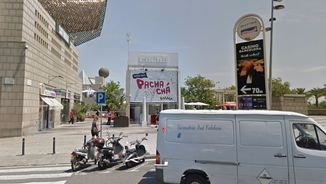 Discoteca Pacha de Barcelona (Google Street Views)
