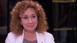 Ester Capella, la consellera de Justícia