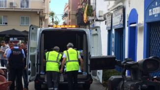 Traslladat el cos de l'home mort en un tiroteig a Vilanova