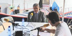 Homs afirma que la prioritat és la consulta i no el finançament autonòmic
