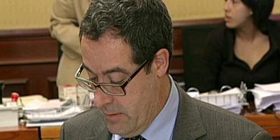 Imatge d'arxiu del portaveu adjunt de CiU, Pere Macias.