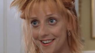 """Actriu Emma Chanders en una escena de """"Nothing Hill"""""""