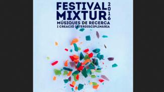Encàrrecs i estrenes del Festival Mixtur 2016 (2)