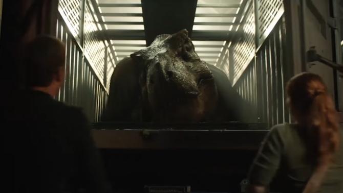 """Bayona avança les primeres imatges de """"Jurassic World: Fallen Kingdom"""""""