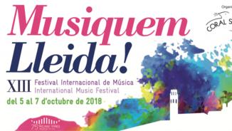 Carme Valls ens presenta una nova edició del festival Musiquem Lleida