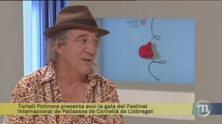 El Tortell Poltrona presenta el Festival Internacional de Pallassos