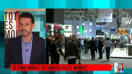 Es cancel·la el Mobile