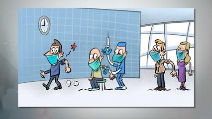 El ritme de la vacunació
