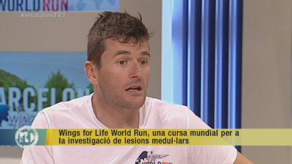 Marc Coma ens presenta la Wings for Life World Run