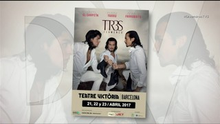 "Fem un tastet de l'espectacle ""TR3S Flamenco"""