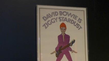 """L'exposició """"David Bowie is"""" ja és a Barcelona"""