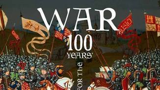 Music for the 100 years'war. The Binchois Consort. Andrew Kirkman. Hyperion