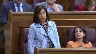 """""""Espanya viu la pitjor crisi de la dictadura"""", el lapsus de Margarita Robles al Congrés"""
