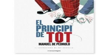 """""""Llibres per somiar"""": """"El principi de tot"""" de Manuel de Pedrolo"""