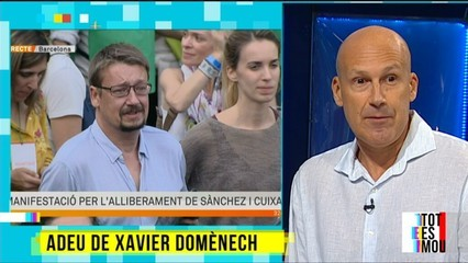 El perfil de Xavier Domènech