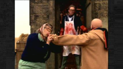Moments The League of Gentlemen - La botiga del poble