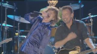 Mick Jagger i Bruce Springsteen... junts