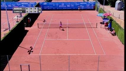 Georgina Garcia guanya el segon Torneig Internacional Femení de Tenis de la Bisbal