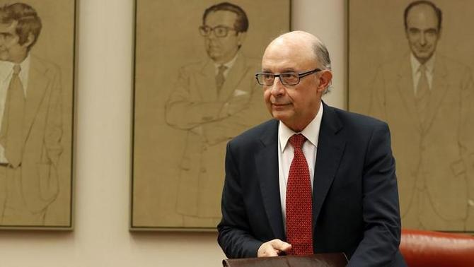 """Montoro pren el control dels comptes de la Generalitat de forma """"indefinida"""""""