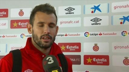 """""""El del gol ha estat un moment molt vibrant. És un gol molt important"""""""