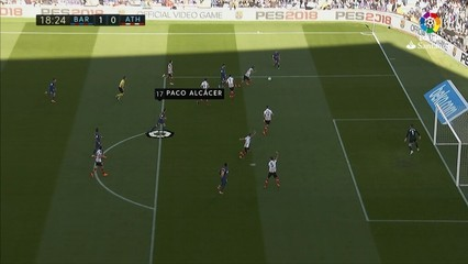 Resum del Barça, 2 - Athletic Club, 0