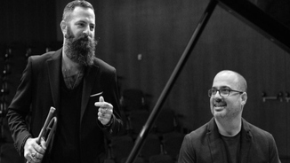 "Avishai Cohen-Yonathan Avishai: ""Playing the room"""