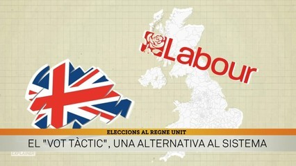 "Nigel Farage, Boris Johnson i el ""vot tàctic"" al Regne Unit"