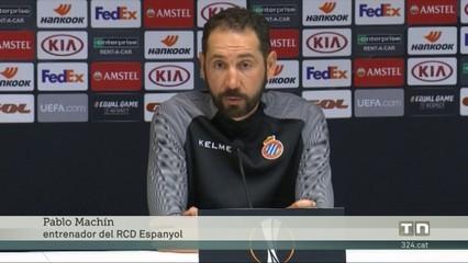"Pablo Machín: ""La competició europea no molesta, però condiciona"""