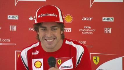 La sinceritat d'Alonso
