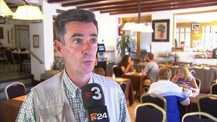 La trobada hípica Ruta Cerdanya aplega més de 300 participants i suposa un important impuls per al sector turístic