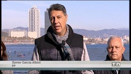 """Albiol: """"Catalunya no pot estar, en aquests moments tan complicats, en mans d'aventurers i oportunistes"""""""