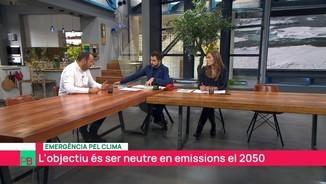 Planta baixa - La cimera contra el canvi climàtic i la convivència entre informació i publicitat a la premsa