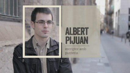 Lectura Albert Pijuan i recomanat Joan Jordi Miralles