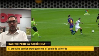 Rakitic, el crit del croat