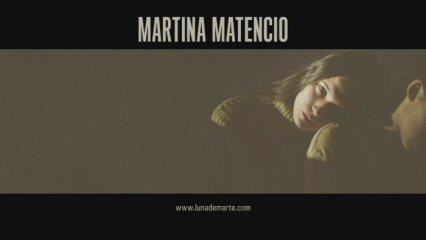 Entrevista a Martina Matencio