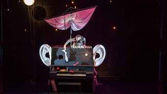 Tocatico-Tocatà, l'espectacle que vol apropar l'univers de Carles Santos als més petits