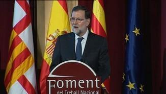 """Rajoy: """"Després del 21D continuaré sent el president de tothom"""""""
