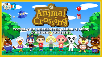 Parlem del videojoc més immortal: Animal Crossing!