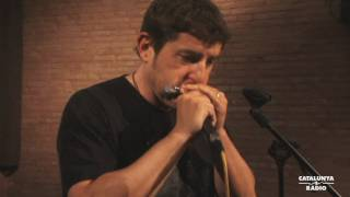 "Manel Fuentes interpreta ""Thunder Road"""