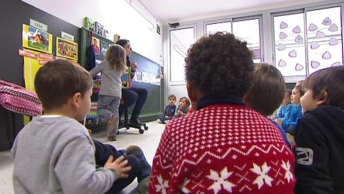 El govern proposa 140 milions més per a Ensenyament i contractar 3.500 professors