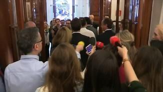 Reaccions a la dimissió de Cristina Cifuentes