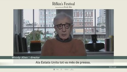 """Inauguració del festival de Sant Sebastià amb """"Rifkin's festival"""" de Woody Allen"""