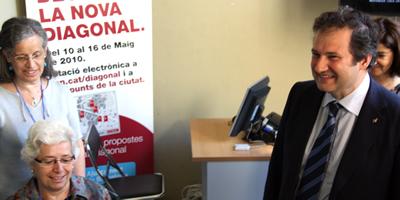 Barcelona suspèn el pagament a Indra de la factura pel sistema informàtic de la consulta de la Diagonal