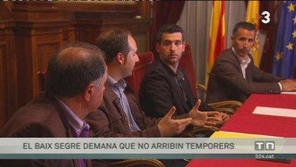 """TN comarques"" Lleida 9/5/2014"