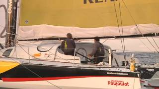 Final de la Barcelona World Race