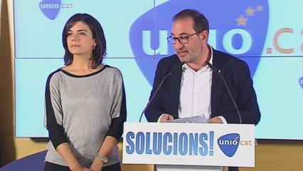 Declaracions Ramon Espadaler, UNIÓ